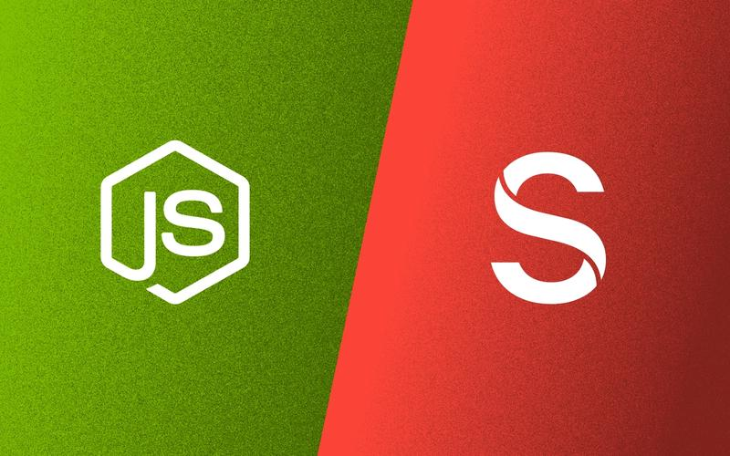 Logos for Node.js and Sanity