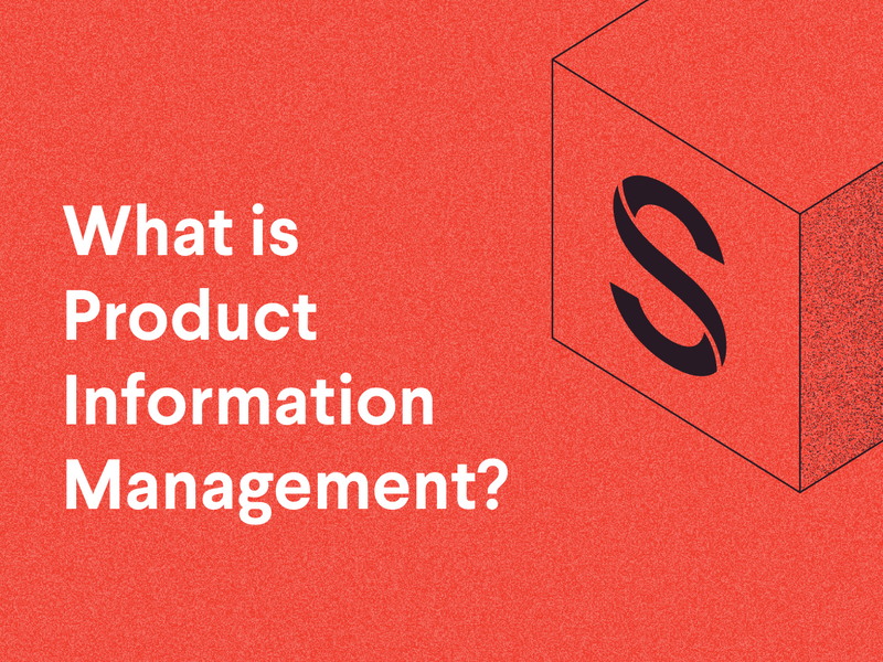 What is product information management?