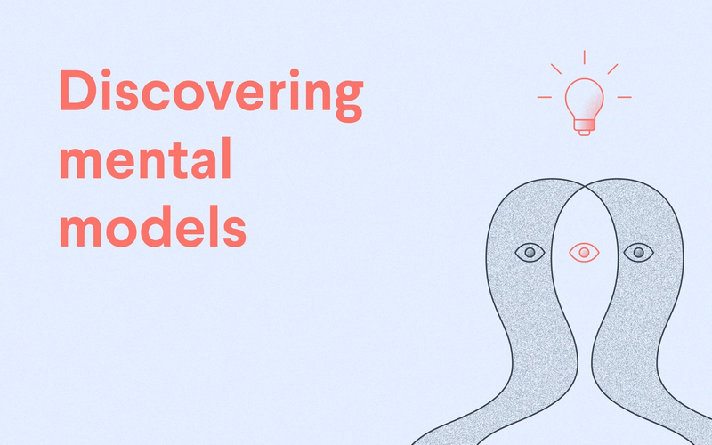 Poster: Discovering mental models