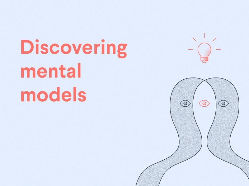 Poster: Discovering mental models