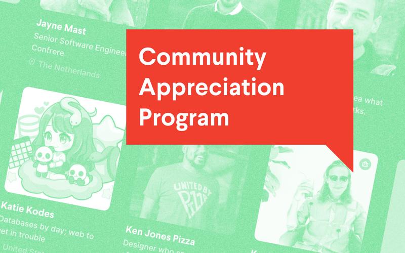 Community Appreciation Program