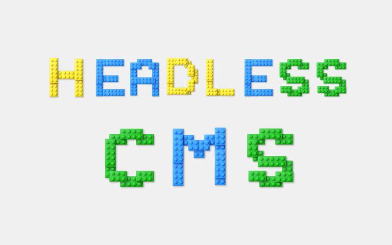 Explain Like I'm Five: Headless CMS