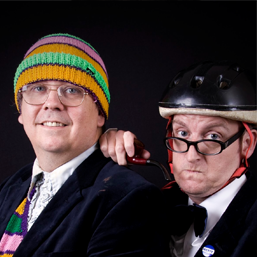 Image of Raymond and Mr Timpkins