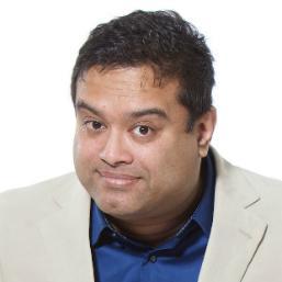 Image of Paul Sinha