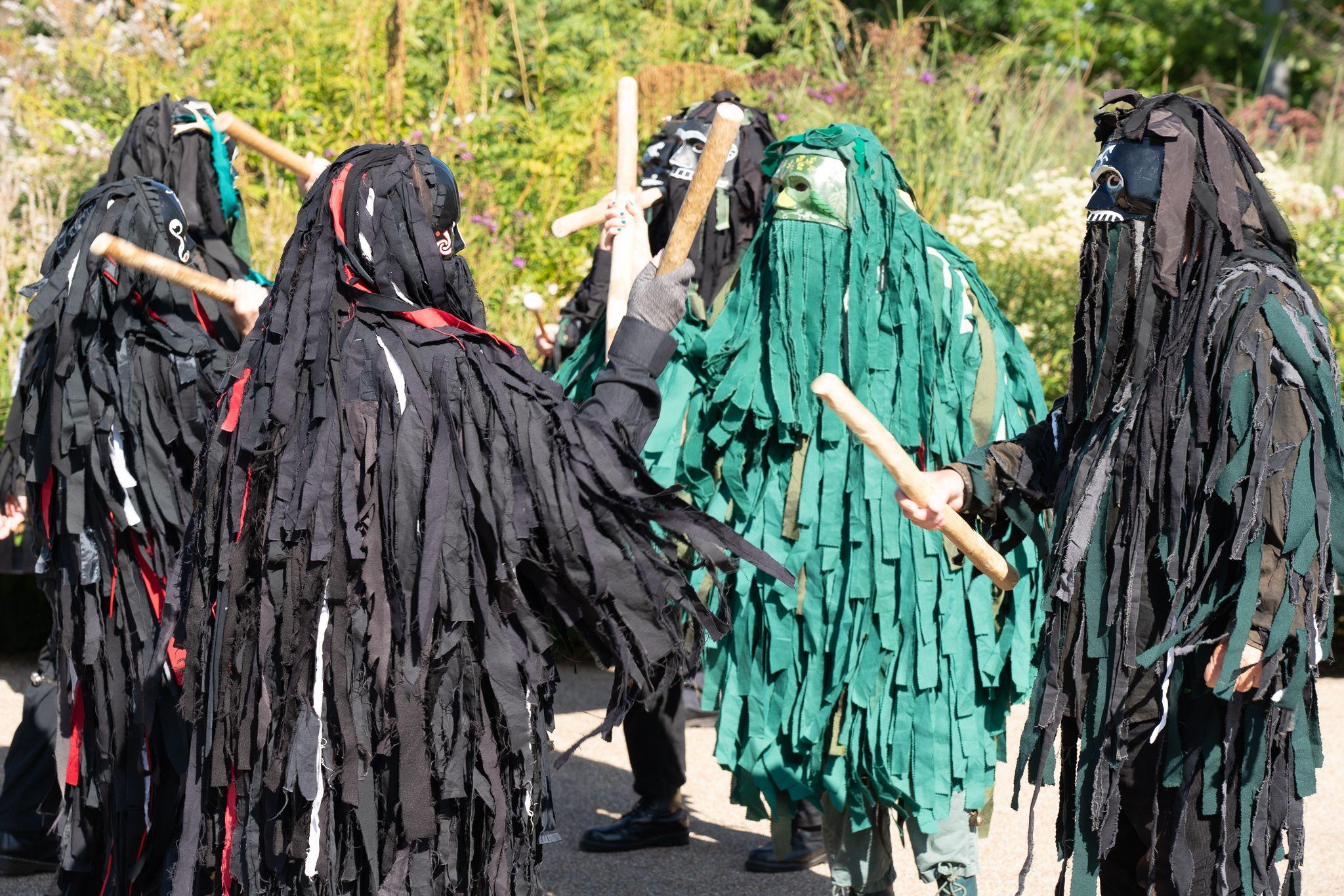 Pagan traditional dance