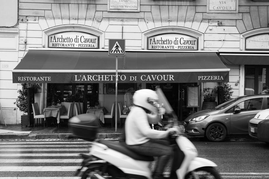 Rome Street Scene #1