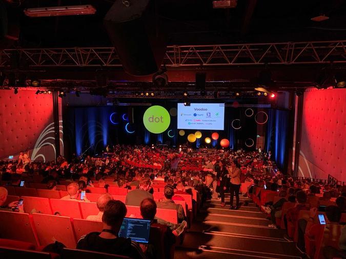 dotJS conference venue
