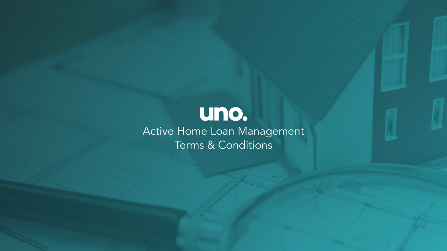 Active Home Loan Management Terms & Conditions