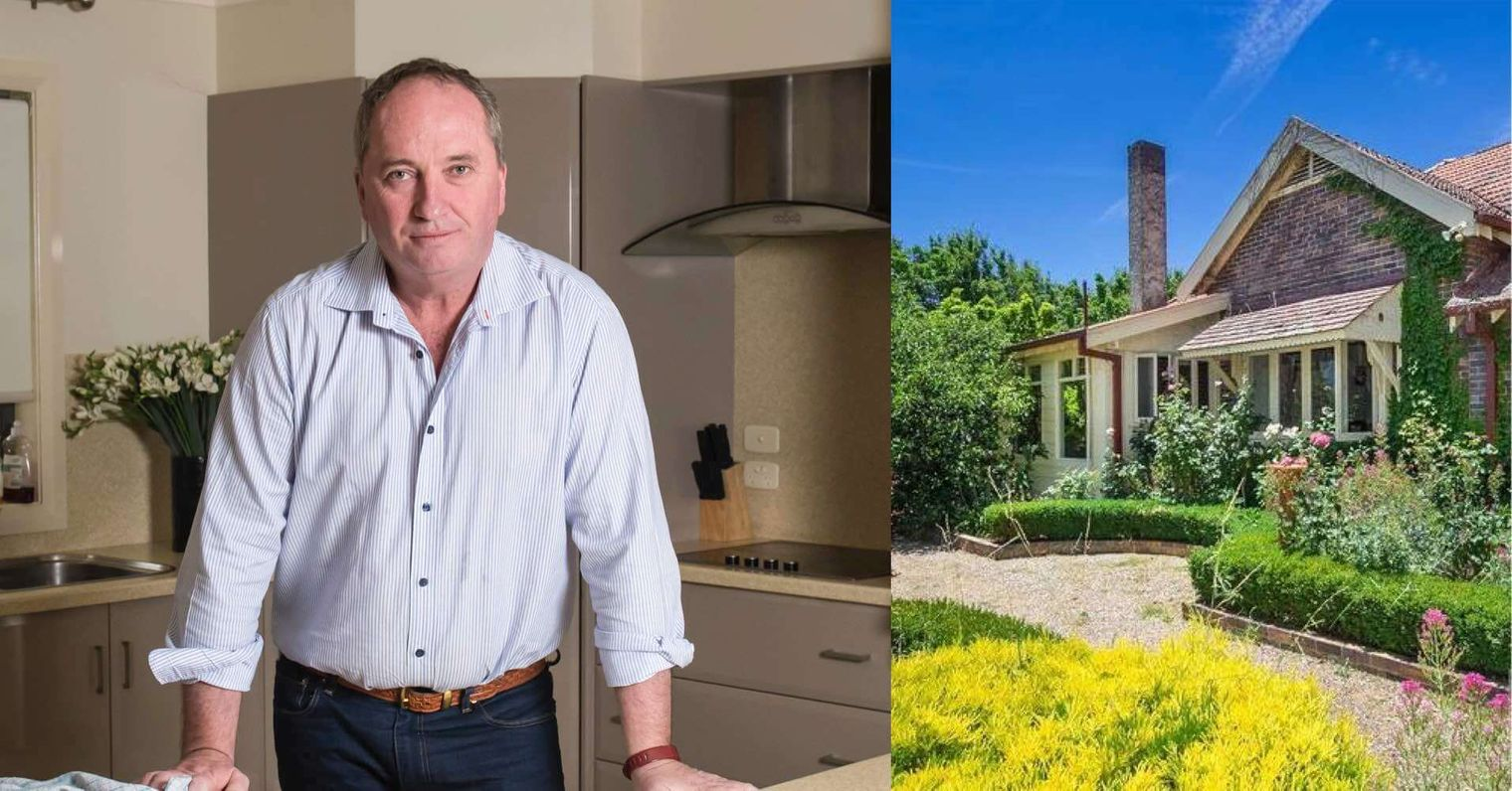 Can Barnaby BEET the home loan system now he's a backbencher?