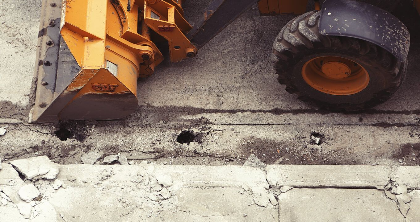 What are construction loans?