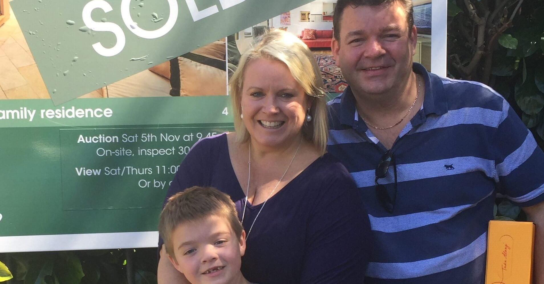 How uno helped one family in the middle of a home loan muddle