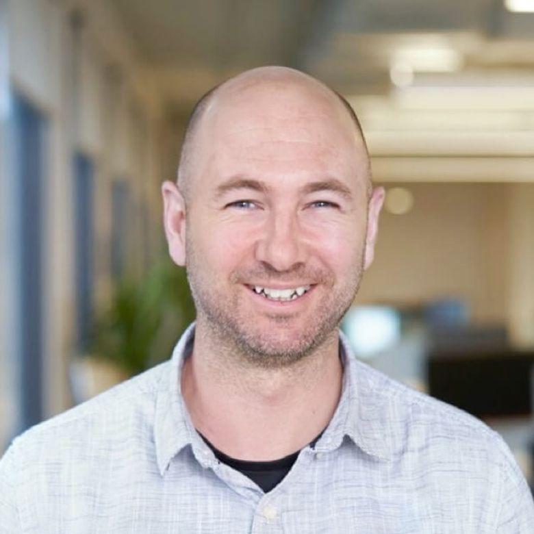 Justin Bohlmann Headshot