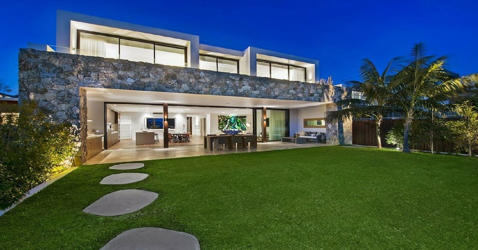 Sports stars who are champions at the property game