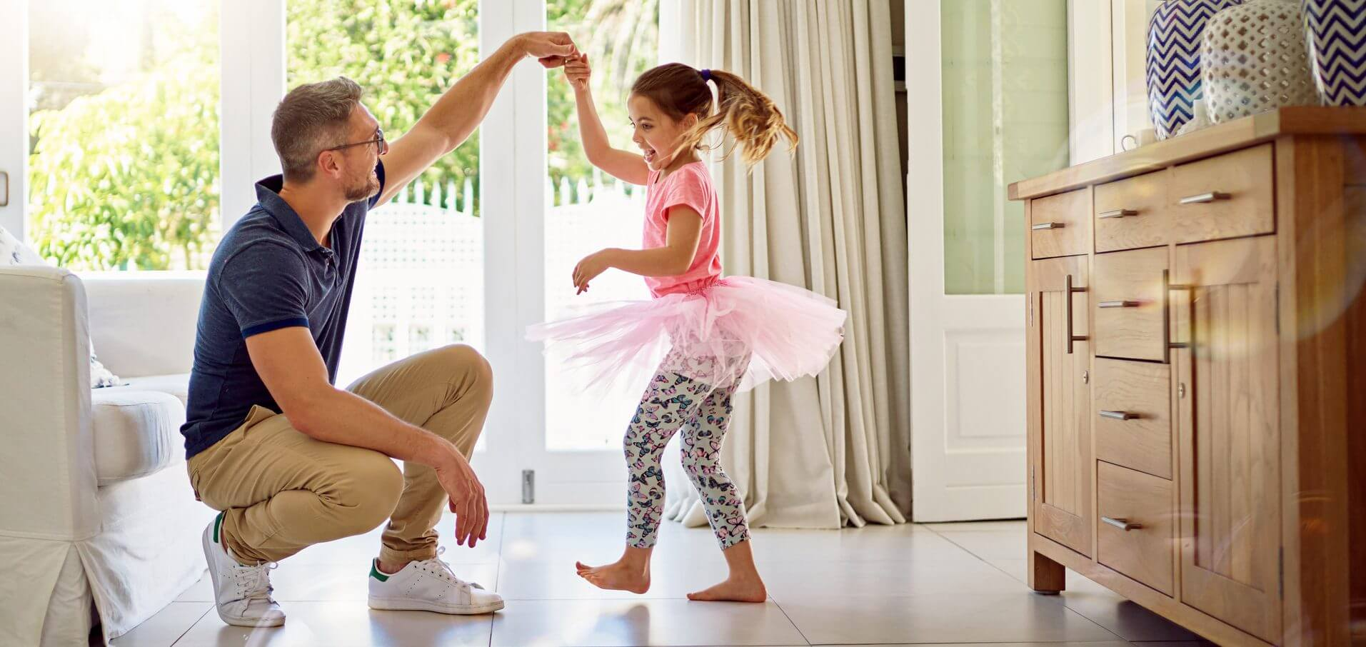 The joy of buying your first home!