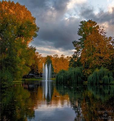 afbeelding-Nelleke vertelt over; Het Wilhelminapark (Utrecht Oost)