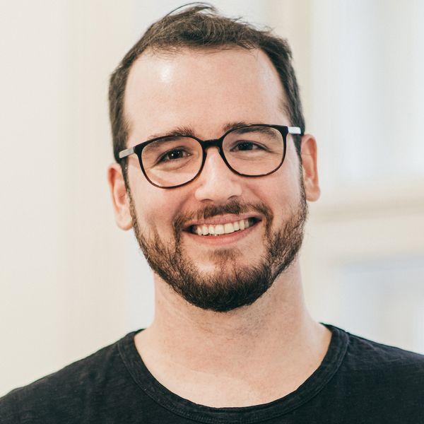 Photo of Stefan Malzner