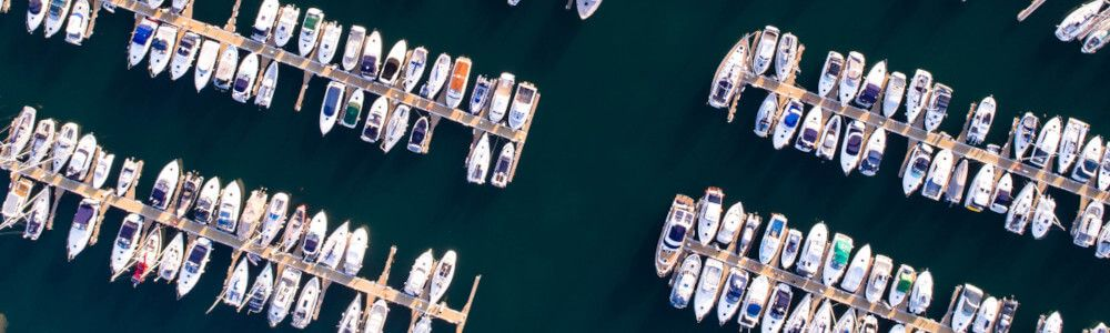 Scaling with Docker is like putting a lot of boats into a harbour