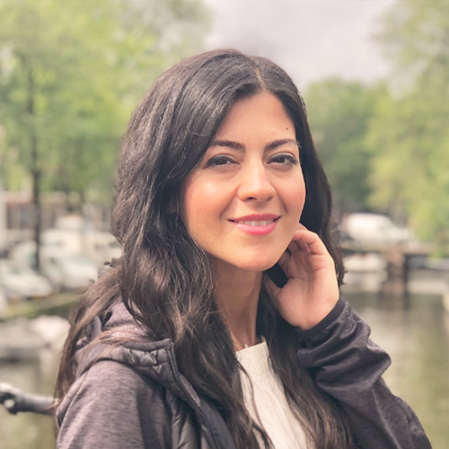Sanaz Amouzadeh