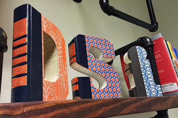 dsi book shelf
