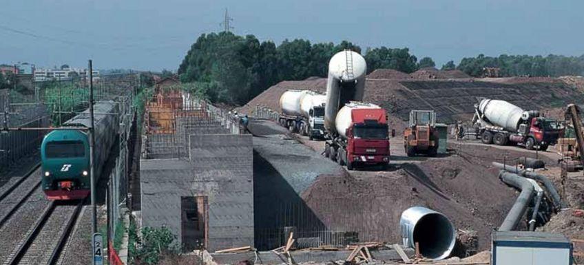 clinkaFILL civil bridge project