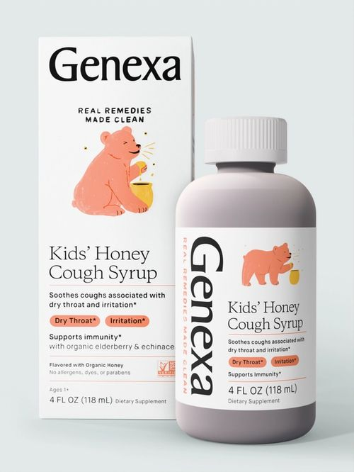 Kids' Honey Cough Syrup