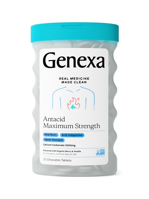Antacid Maximum Strength