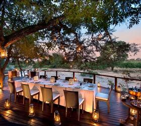 River Lodge Dinner
