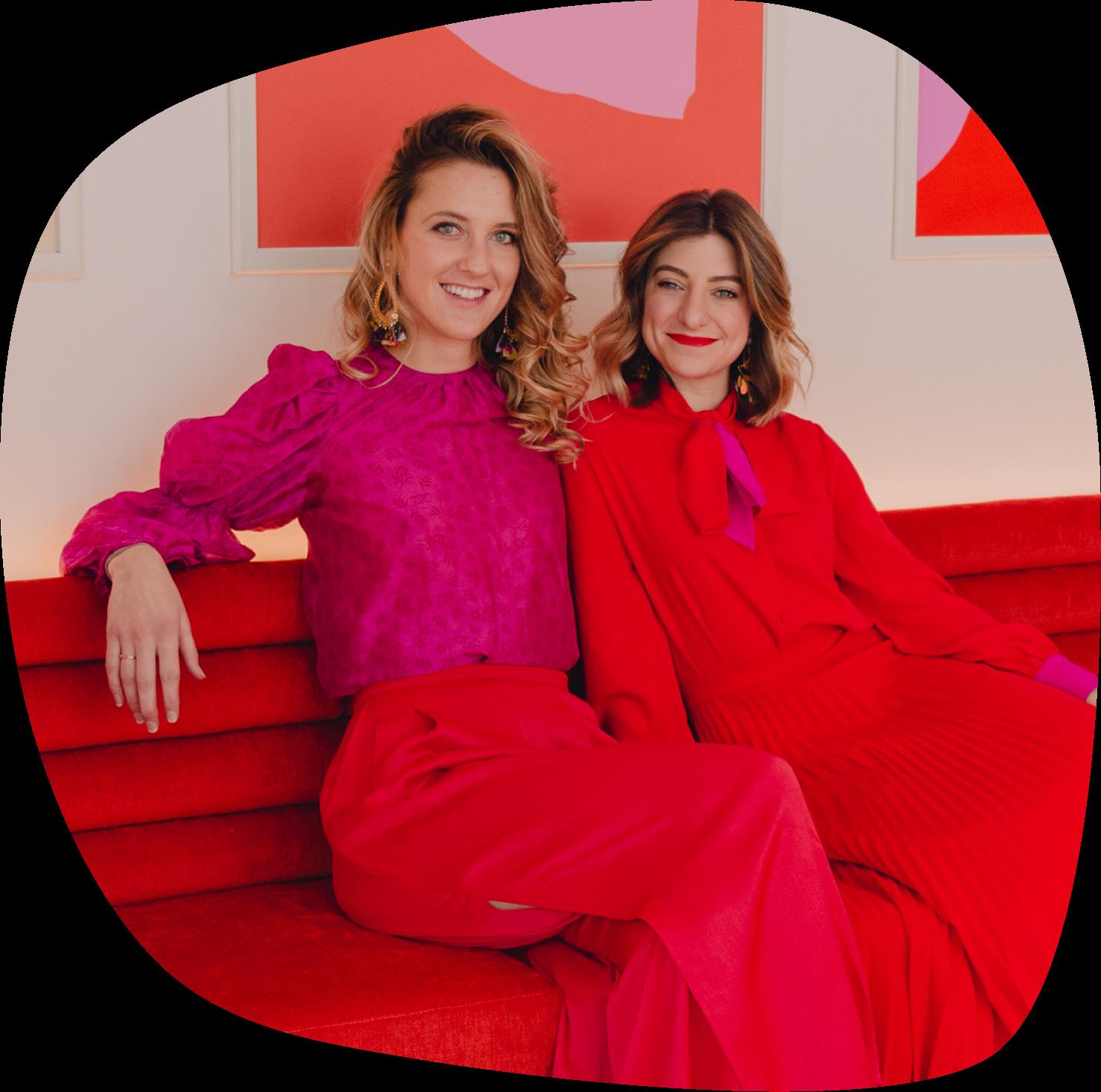 Carolyn Witte & Felicity Yost