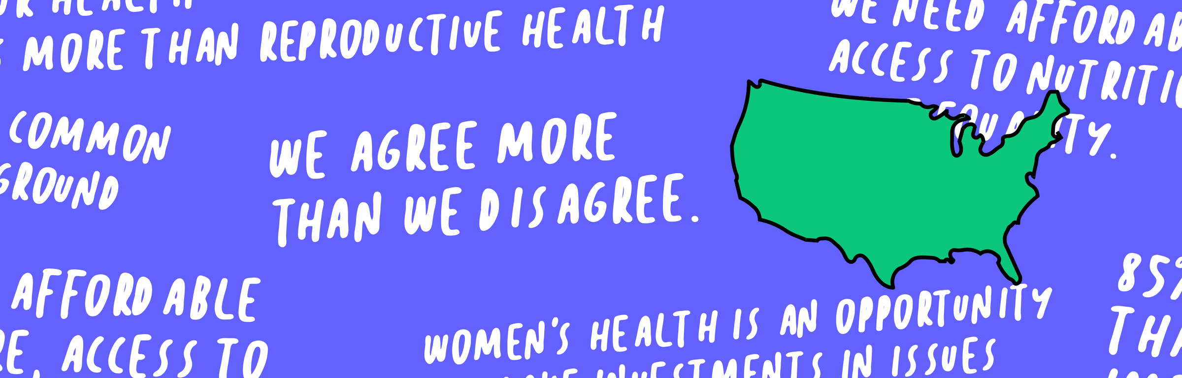 Dear Future President — What Women Want for Healthcare in America