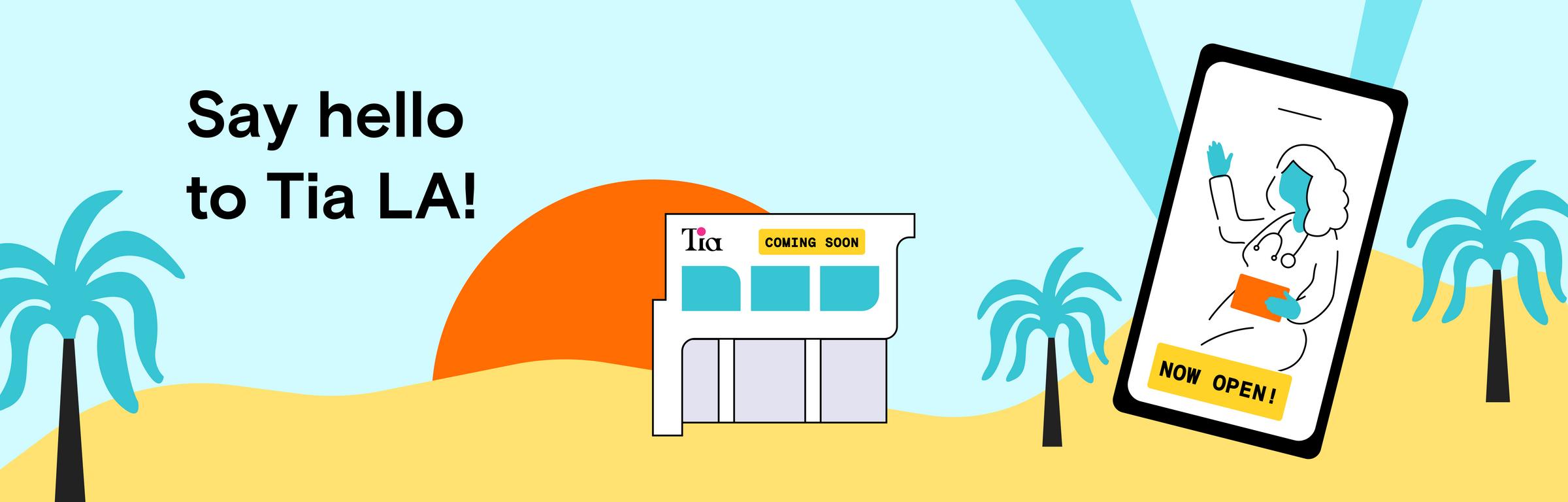 LA, Meet The Modern Medical Home | The Tia Take