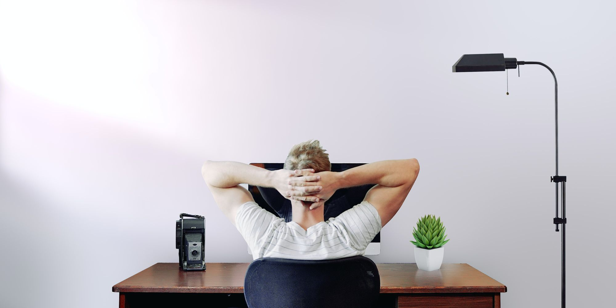 Cover Image for Working From Home is Great, but Something is Missing