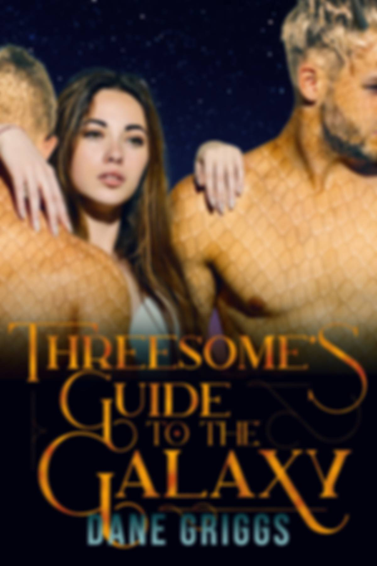 Threesome's Guide to the Galaxy book cover
