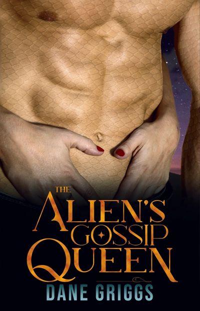 The Alien's Gossip Queen Cover