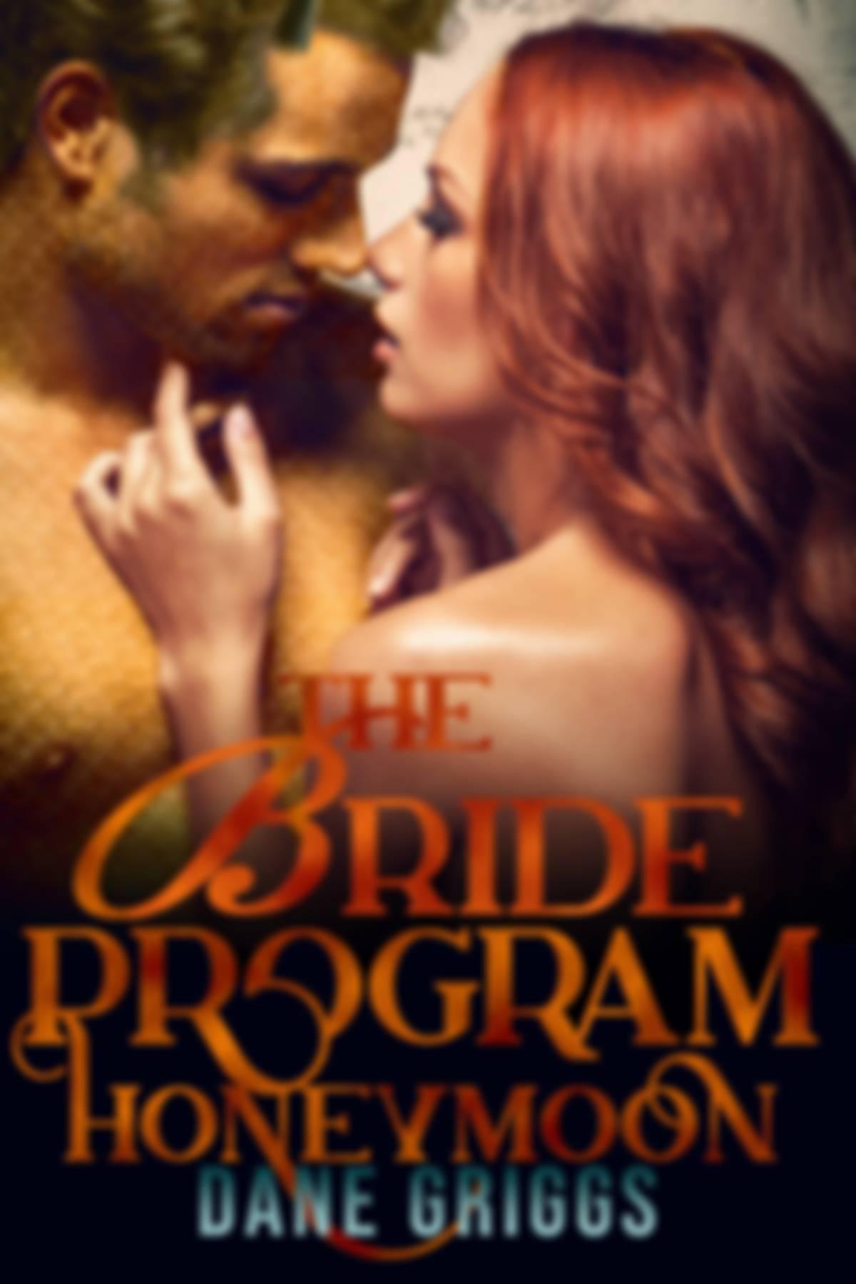 The Bride Program Honeymoon book cover