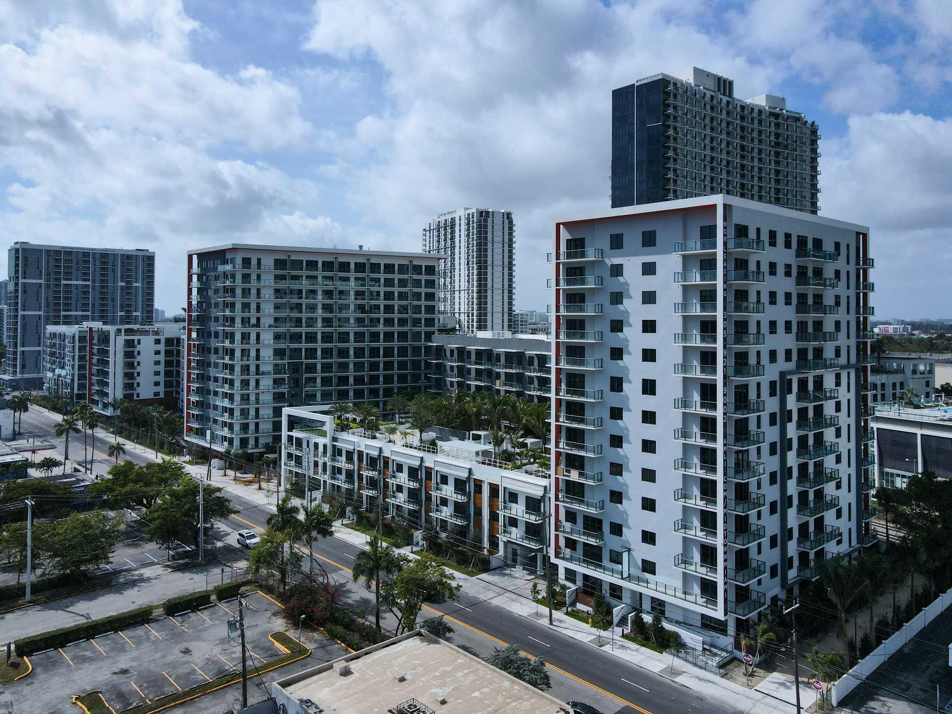 AMLI Chiquita at Midtown Miami