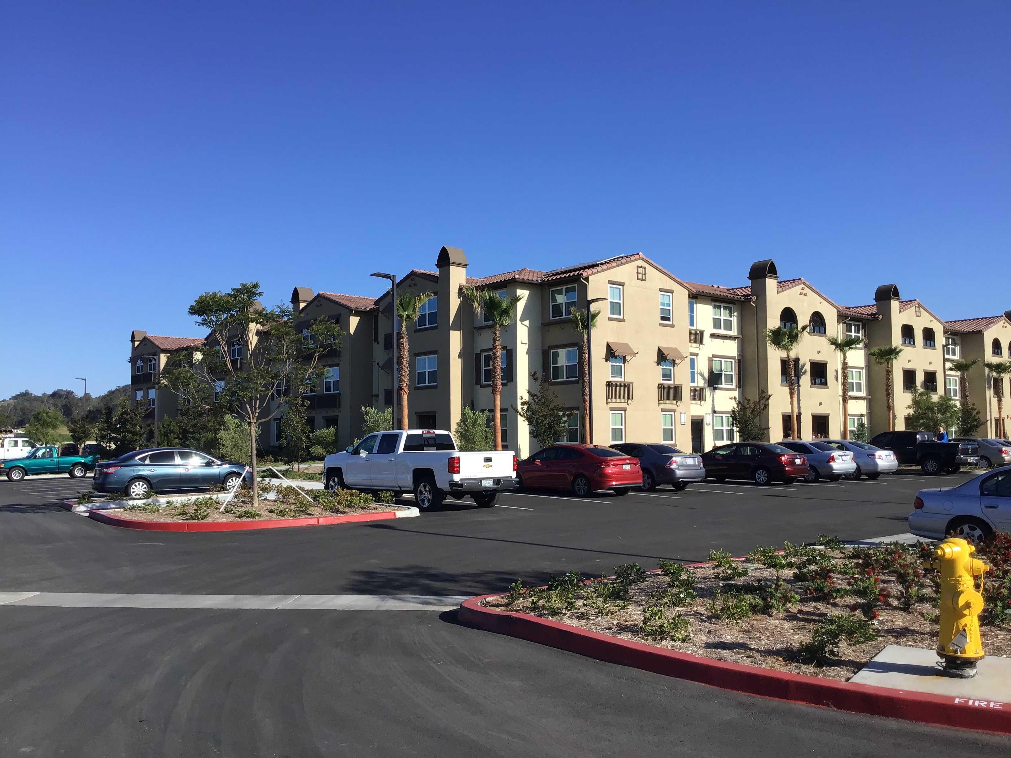 Springville Seniors Apartments