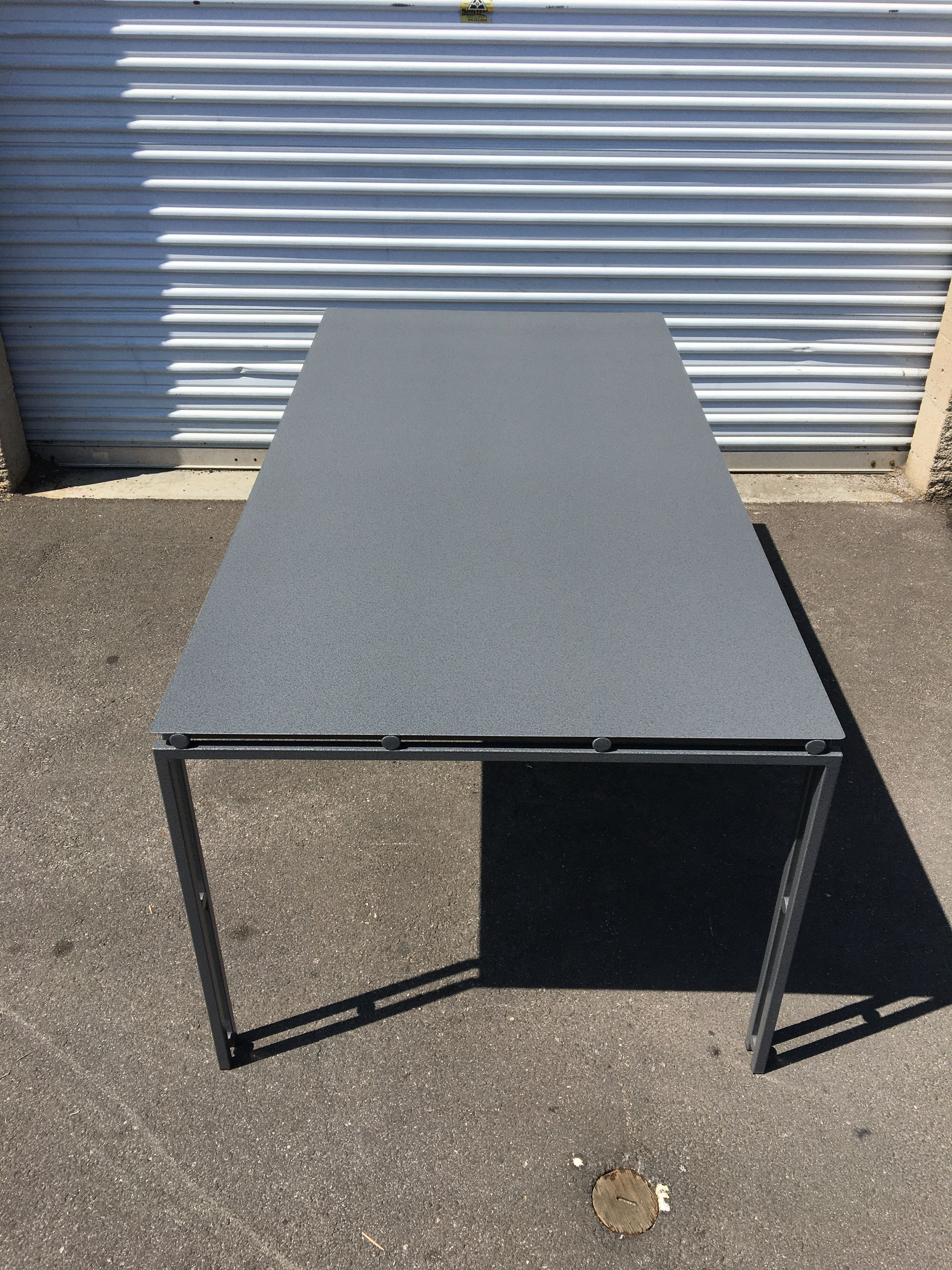 Suspension Metal Dining Table - Mid Size product image 7