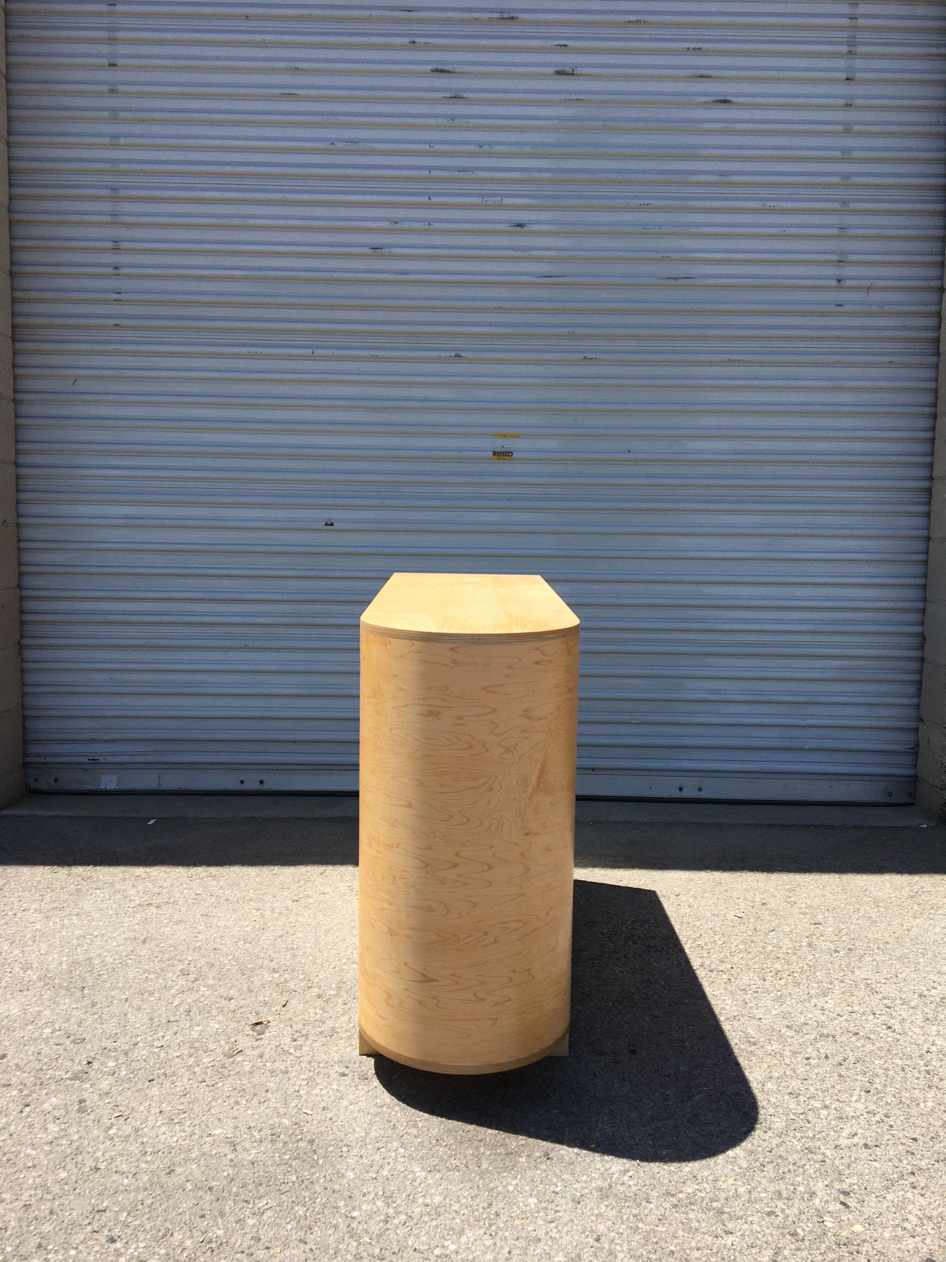 Half-Cylinder Storage Unit product image 3