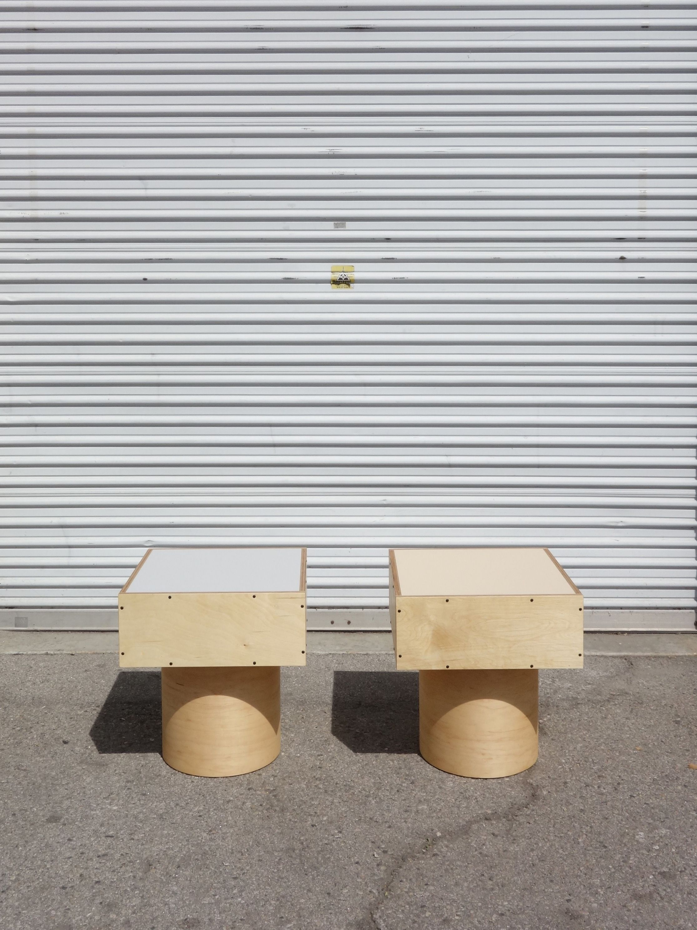 Square Side Tables product image 0