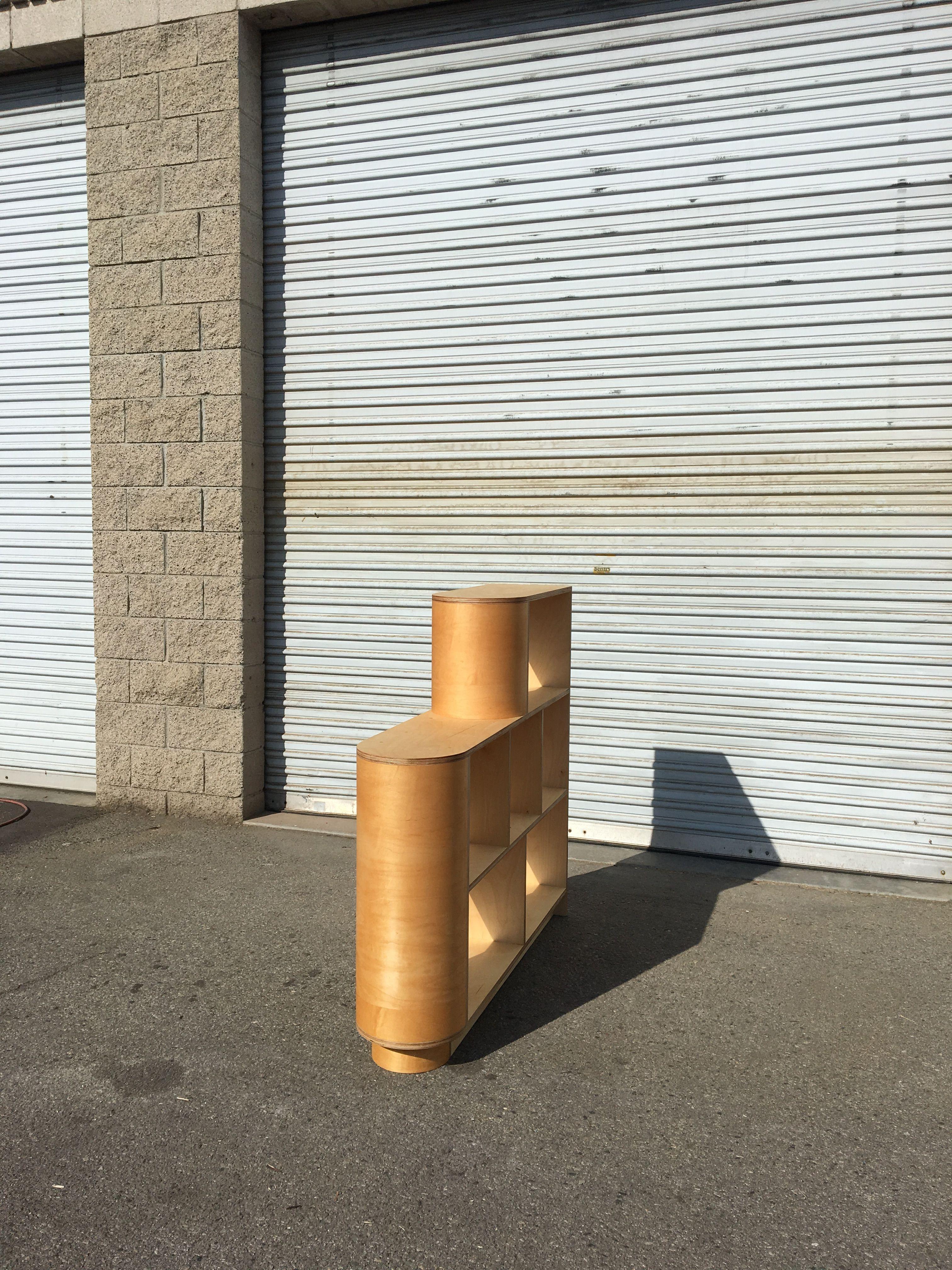 Tiered Half-Cylinder Storage Unit product image 3