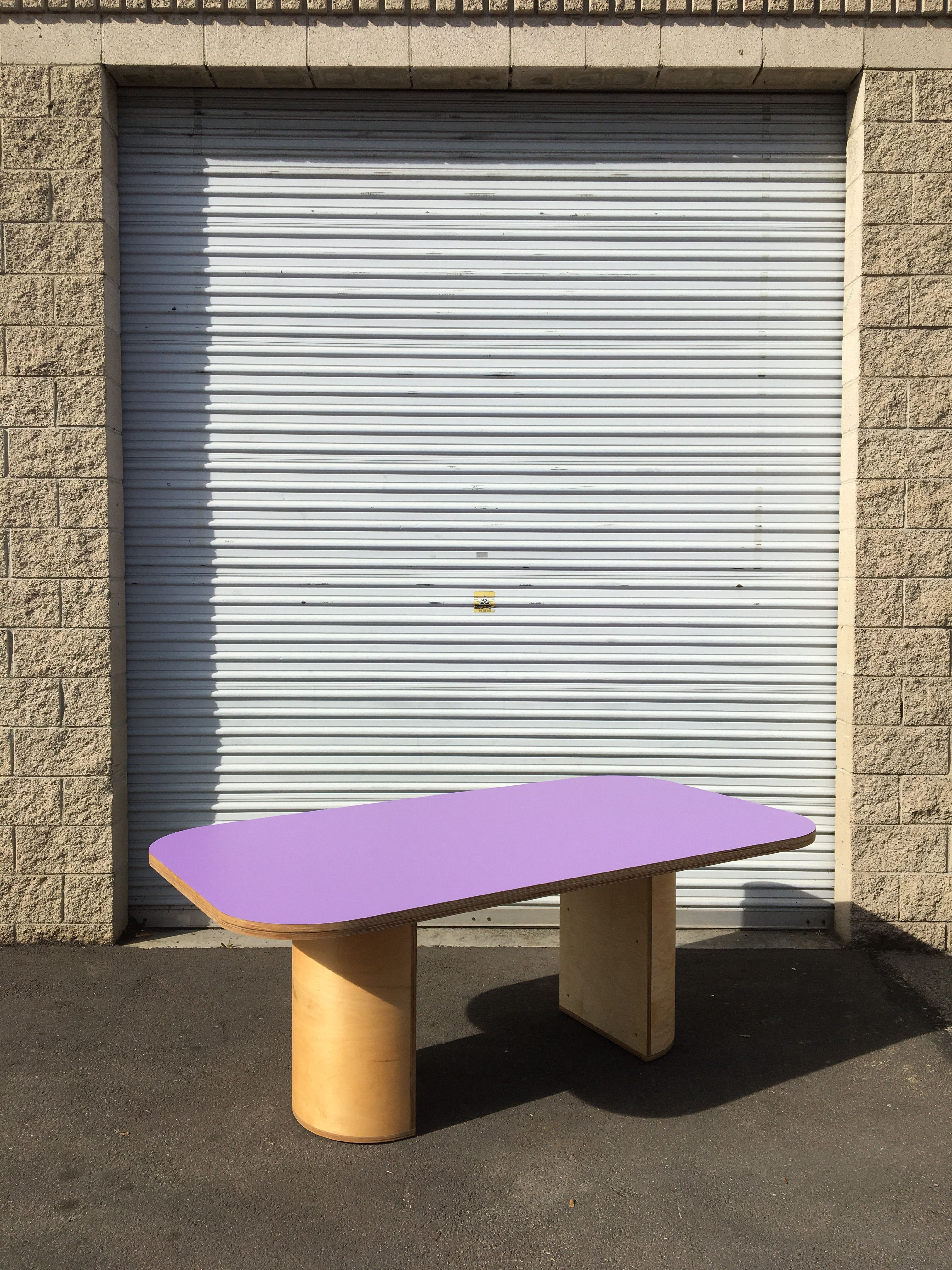 Half Round Dining Table product image 0