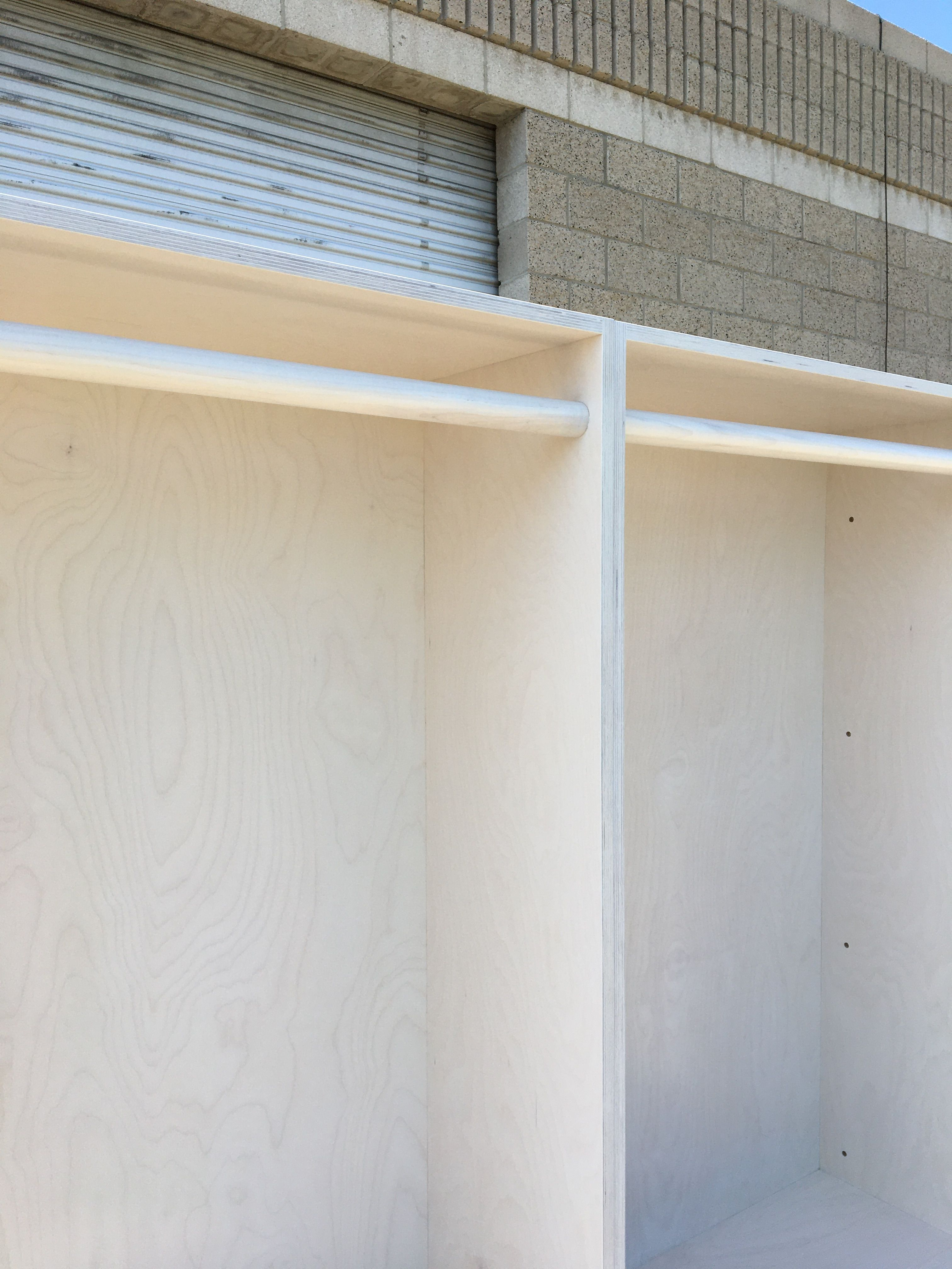 Three Section Closet product image 4