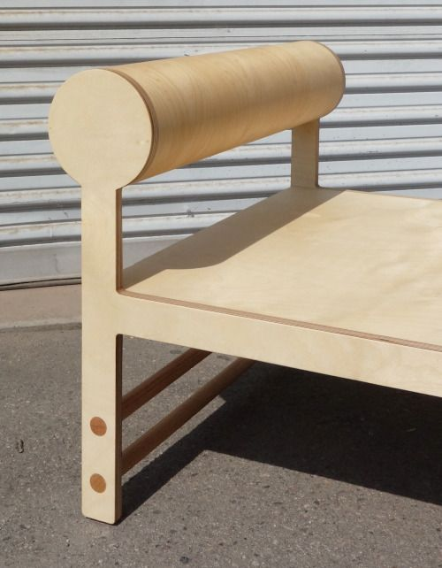 Double Cylinder Daybed product image 1