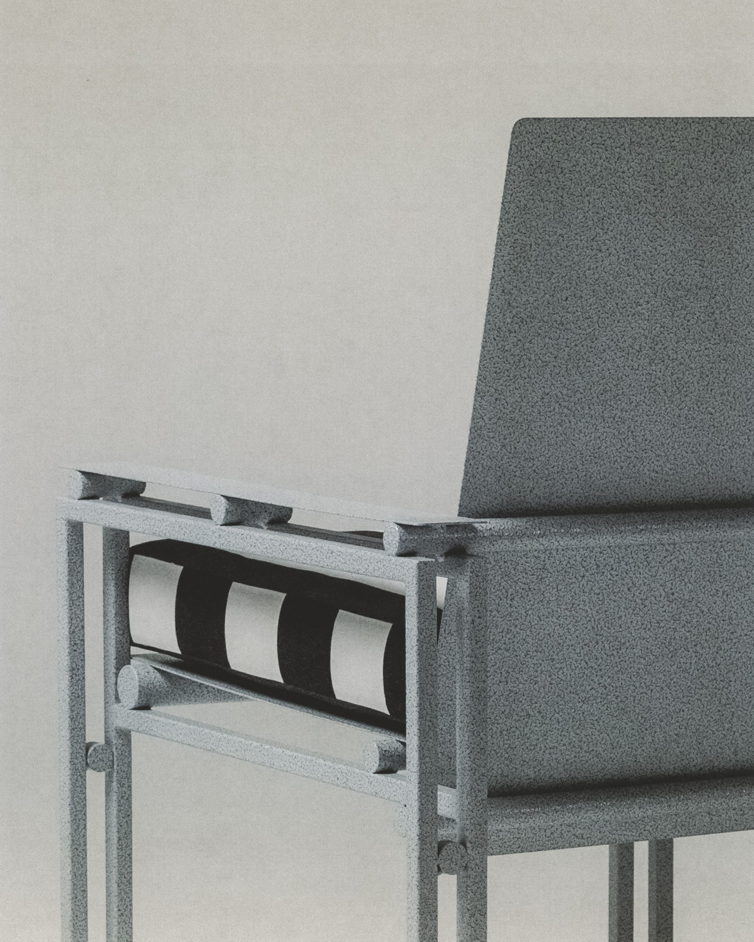 Suspension Metal Lounge product image 1