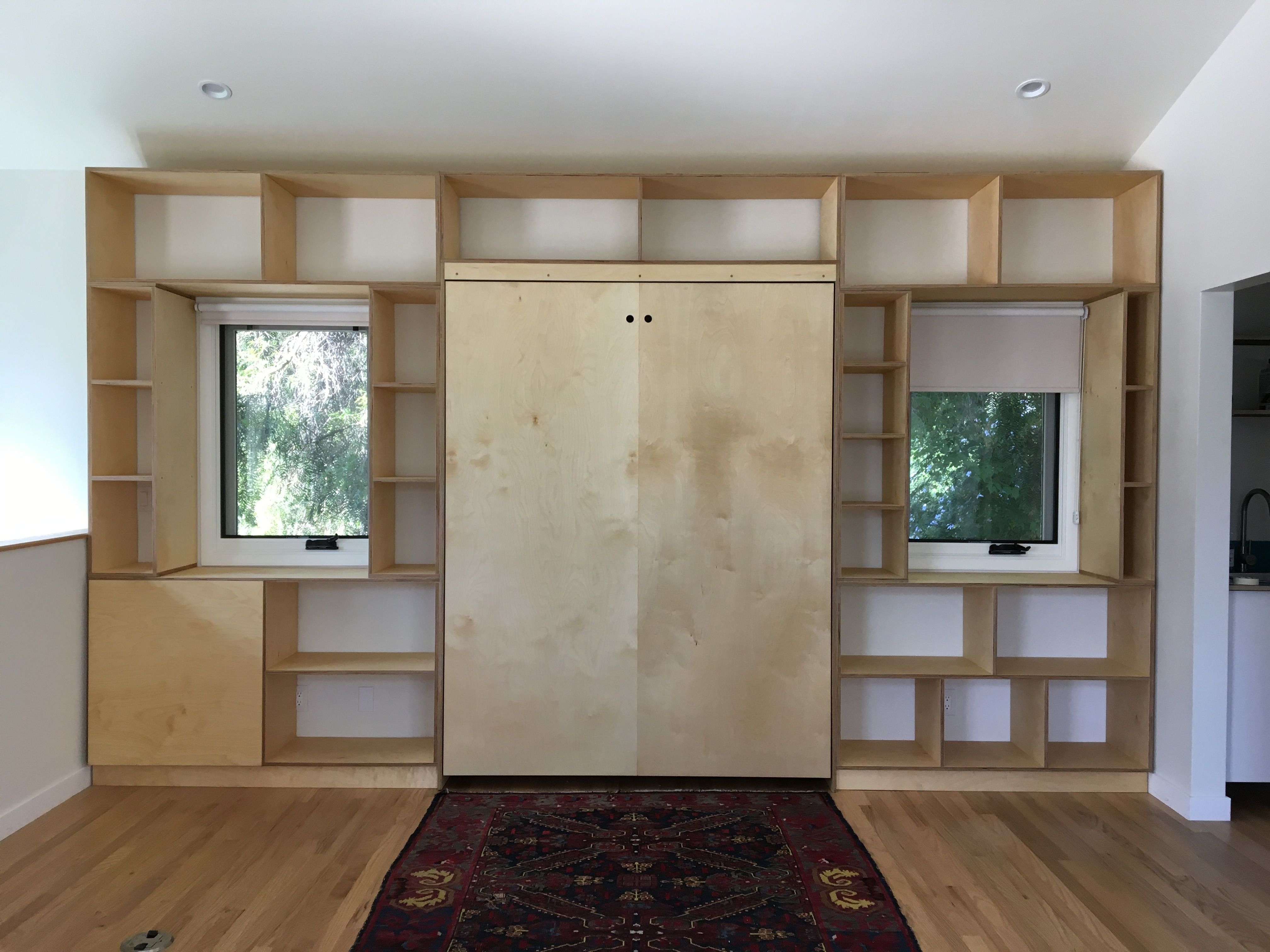 Murphy Bed and Wall Storage product image 1