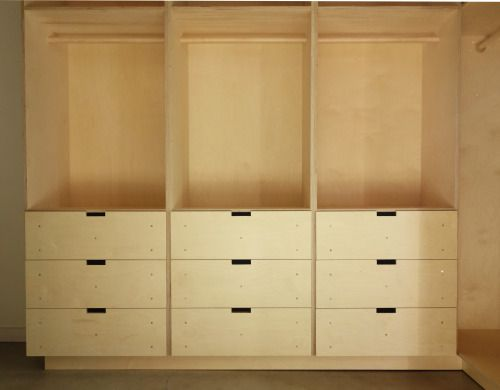 Closet with Drawers product image 2