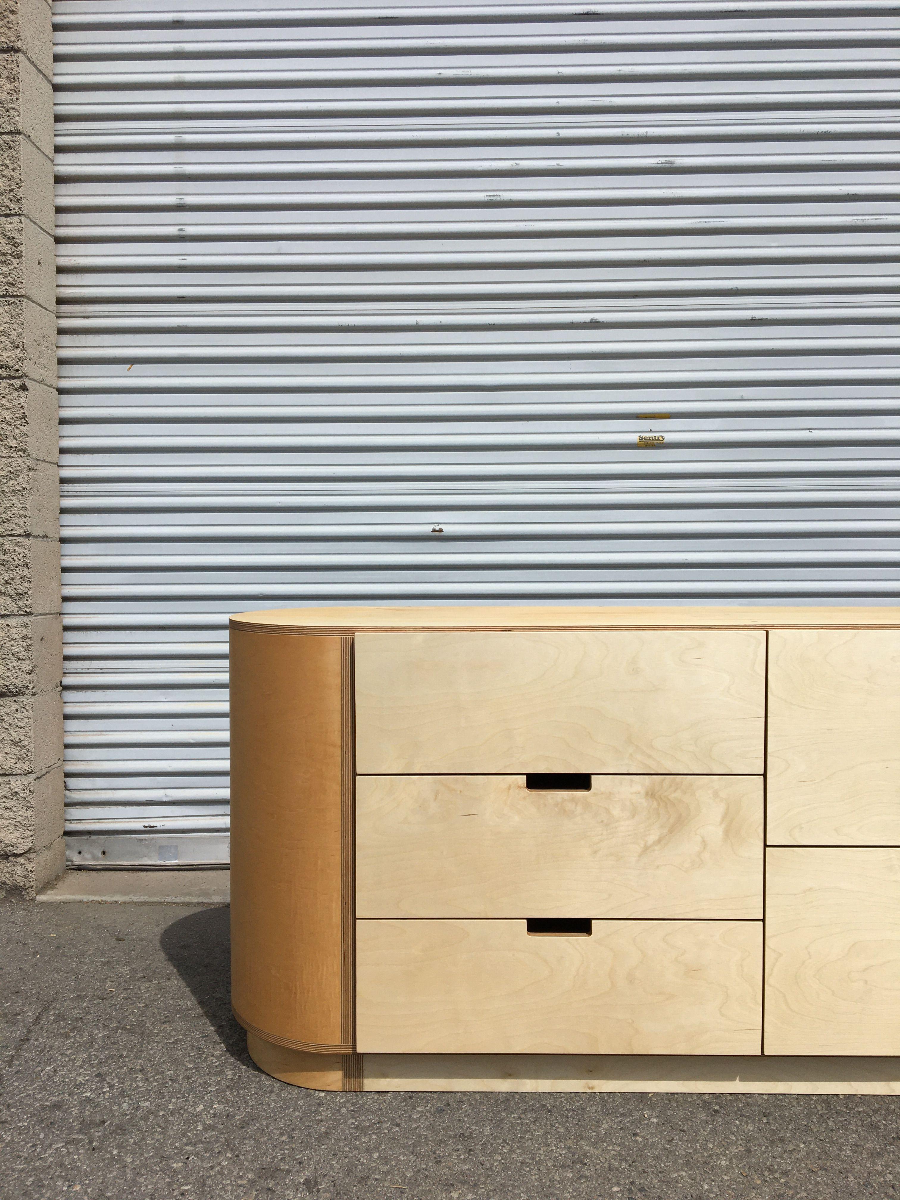 Half Round Dresser - Wide product image 2
