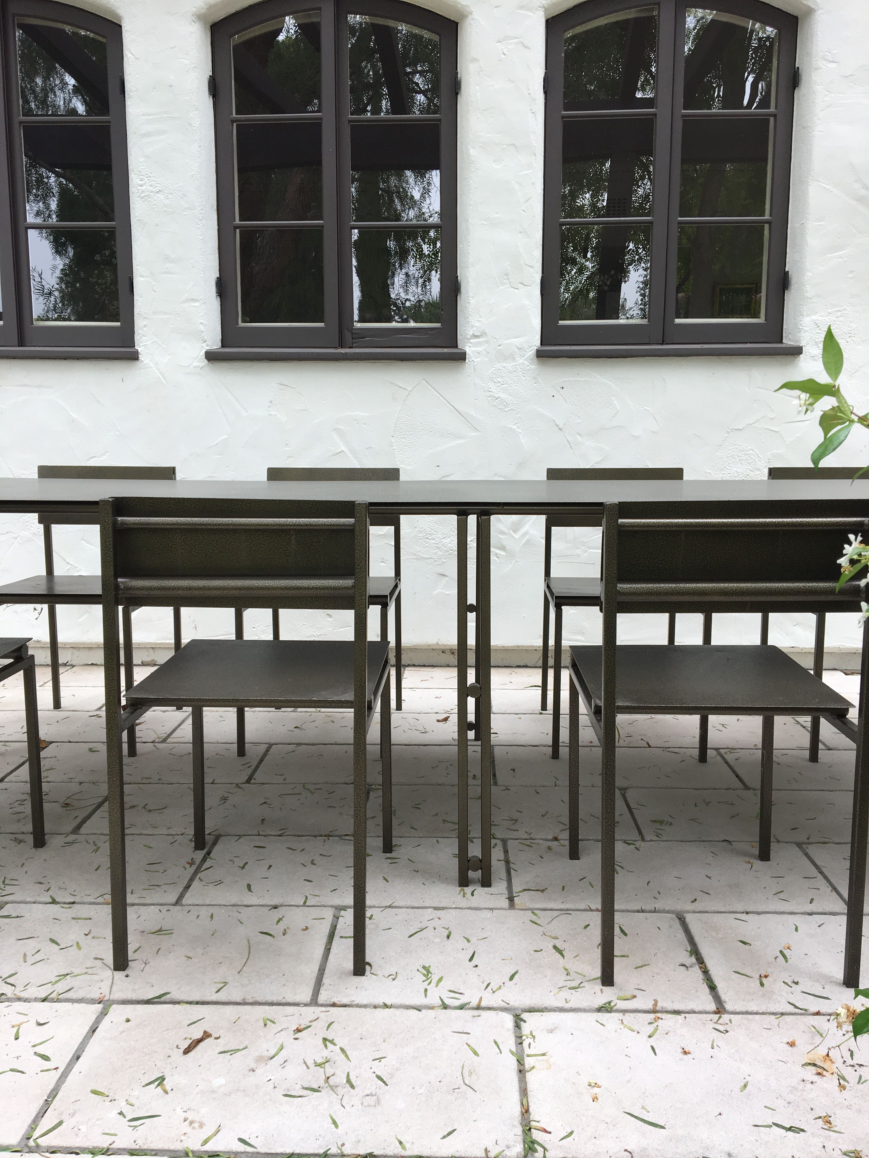 Suspension Metal Dining Table - Large Size product image 6