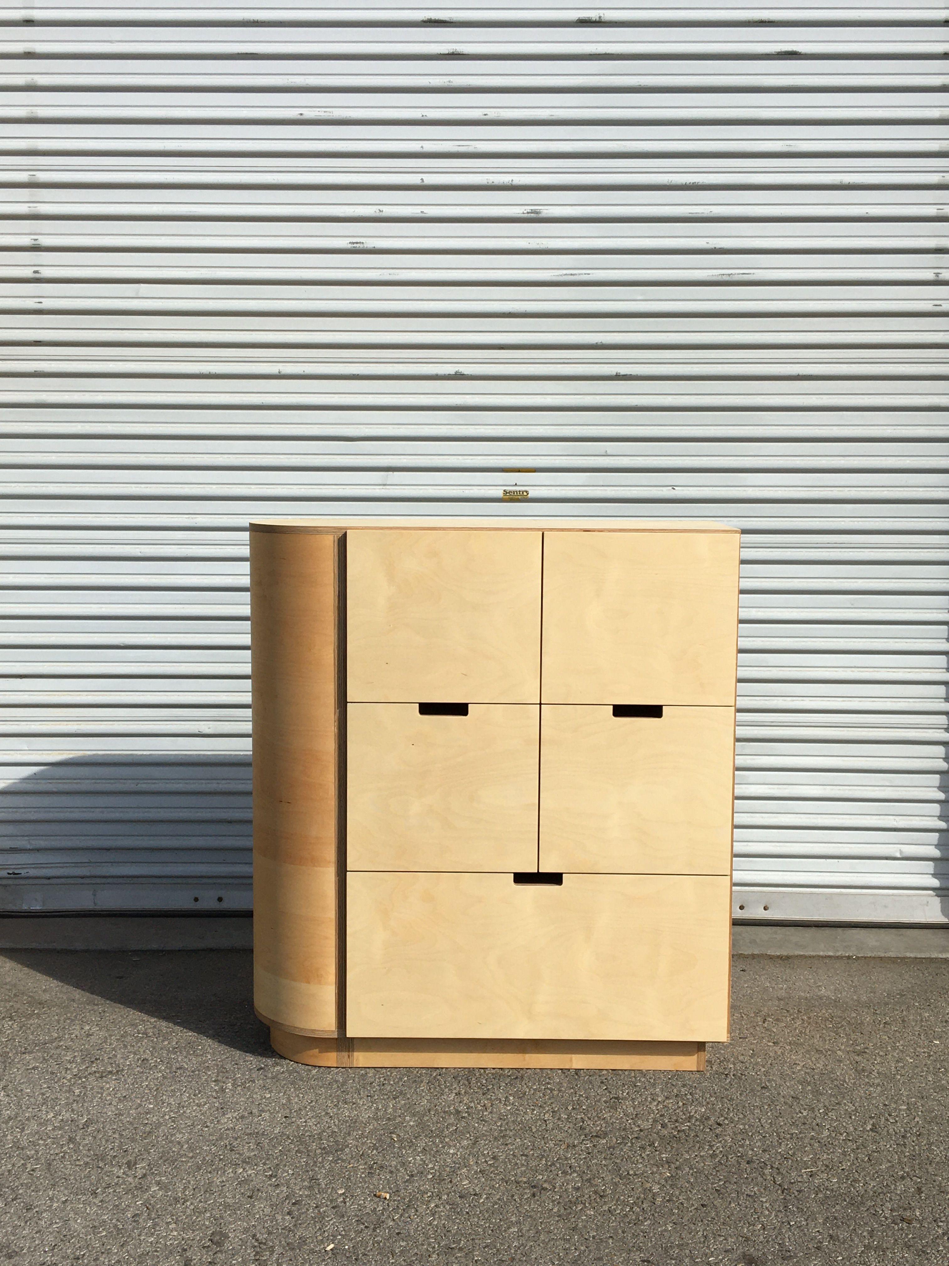 Half Round Dresser - Narrow product image 0