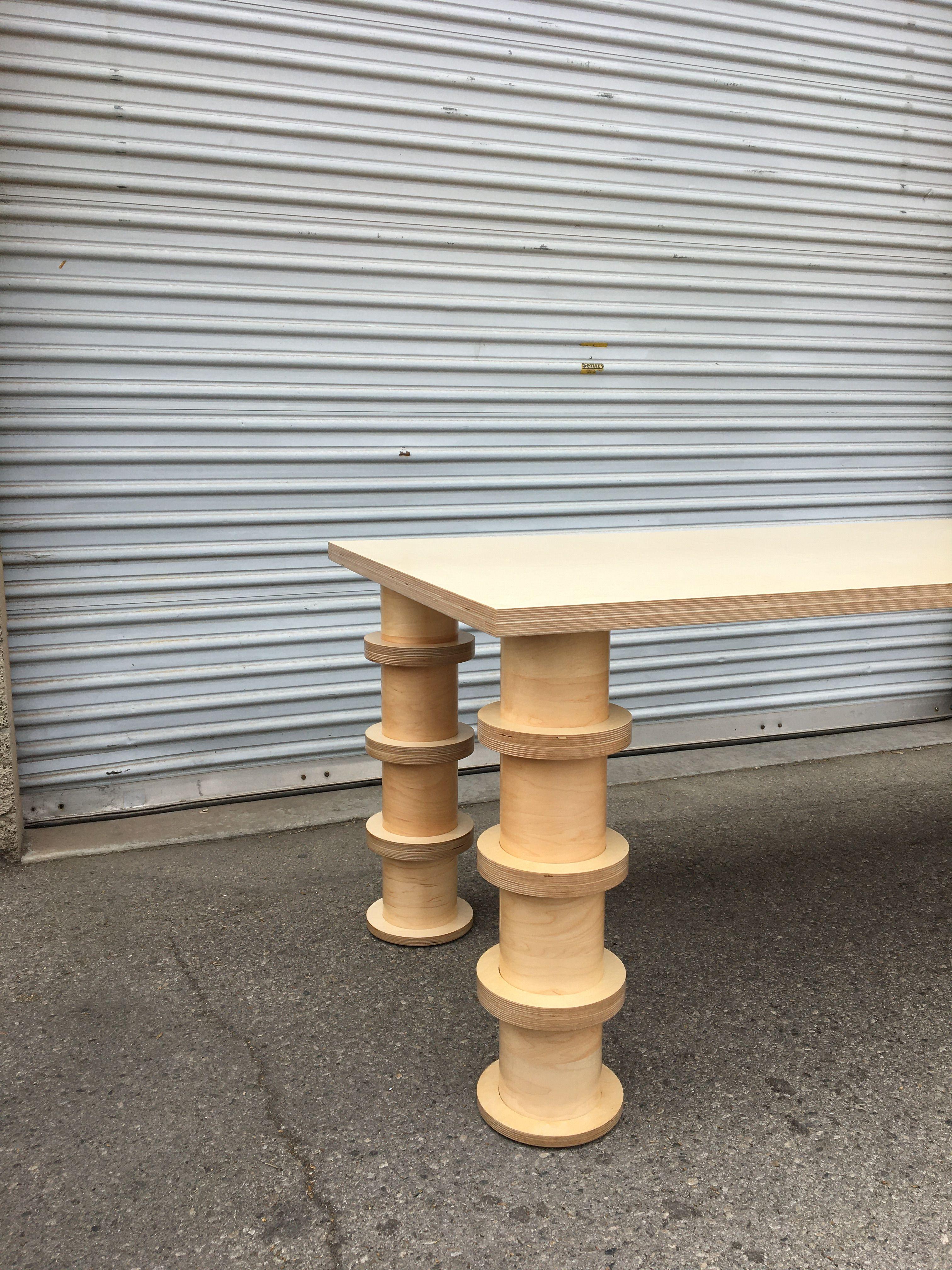 Column Leg Table product image 4